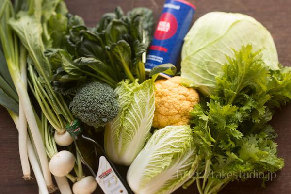 とれたて野菜